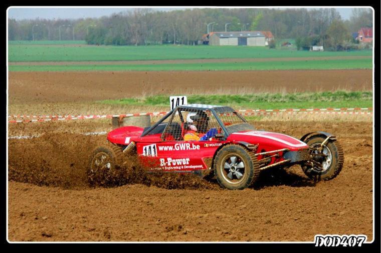 auto cross Marquain première édition