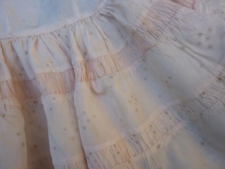 robe de Florence 1953  57 cms