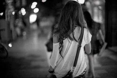 J'aimerais pouvoir parler de nous au présent, et non au passé.