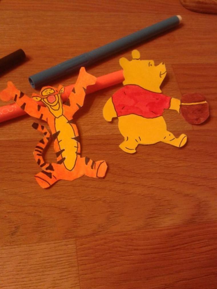 bapteme Winnie l ourson