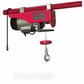 How to Remote Control Electric Hoist Motor