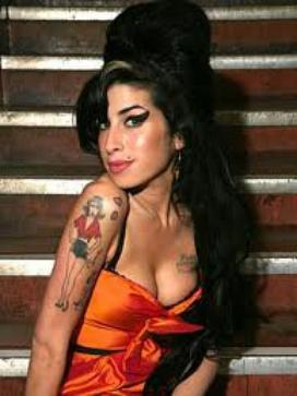 Amy Winehouse ( Qualité pourri :s )