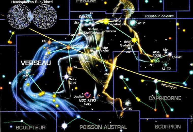 Verseau = Aquarius