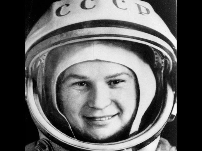 Terechkova Valentina