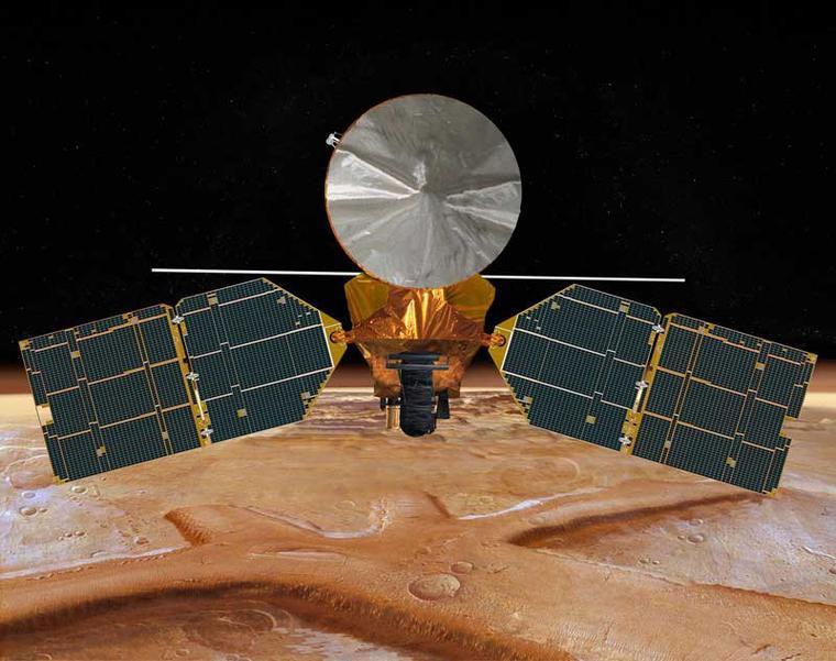 MRO (Mars Reconnaissance Orbiter)