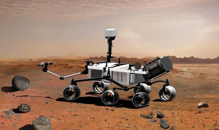Exploration de la planète Mars