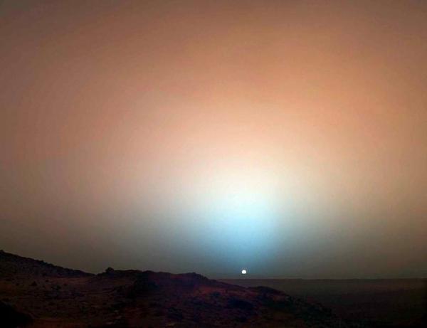 Atmosphère Martienne