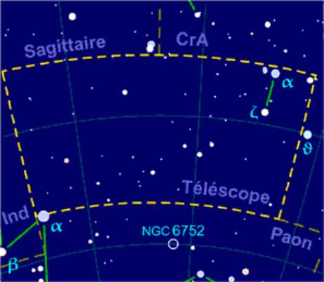 Téléscope (Constellation) = Telescopium