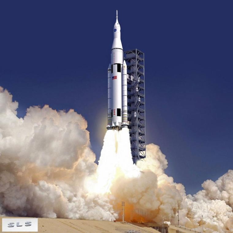 SLS (Space Launch System)