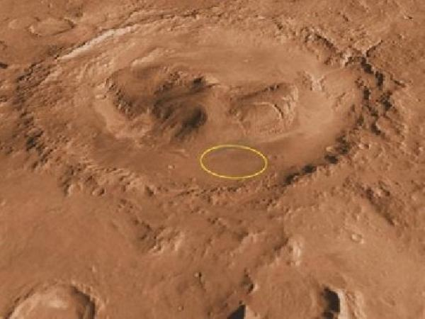 Gale (Cratère martien)
