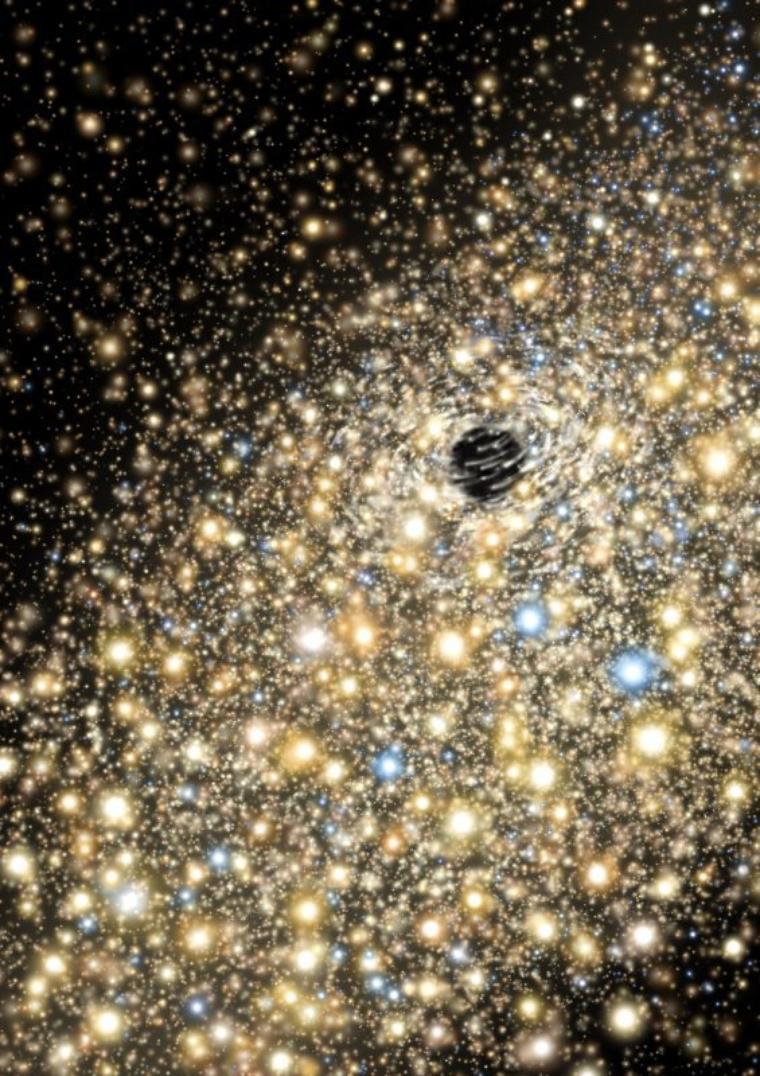 Trou noir supermassif (ou hypermassif)