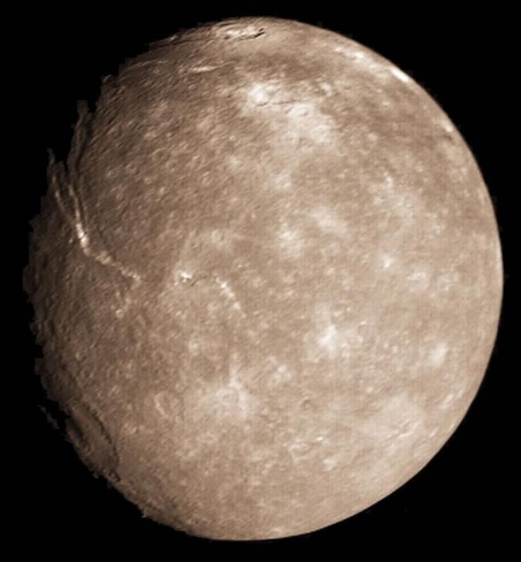 Uranus III = Titania