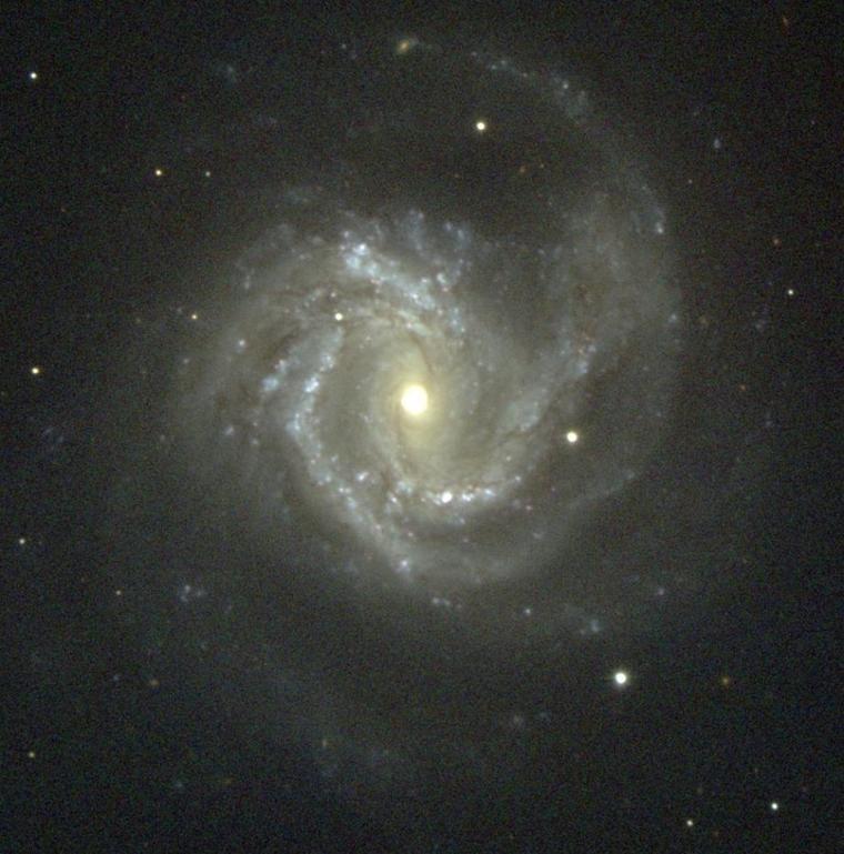 Galaxie de la Vierge M61 = NGC 4303