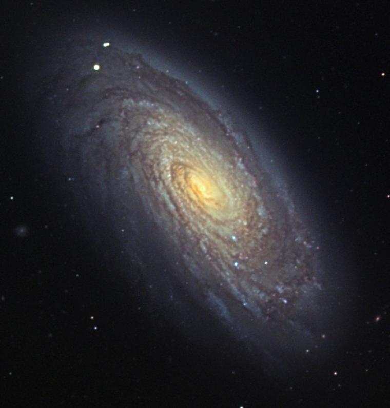 Galaxie de la Chevelure de Bérénice M88 = NGC 4501