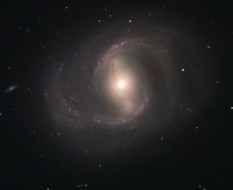 Galaxie de la Chevelure de Bérénice M91 = NGC 4548