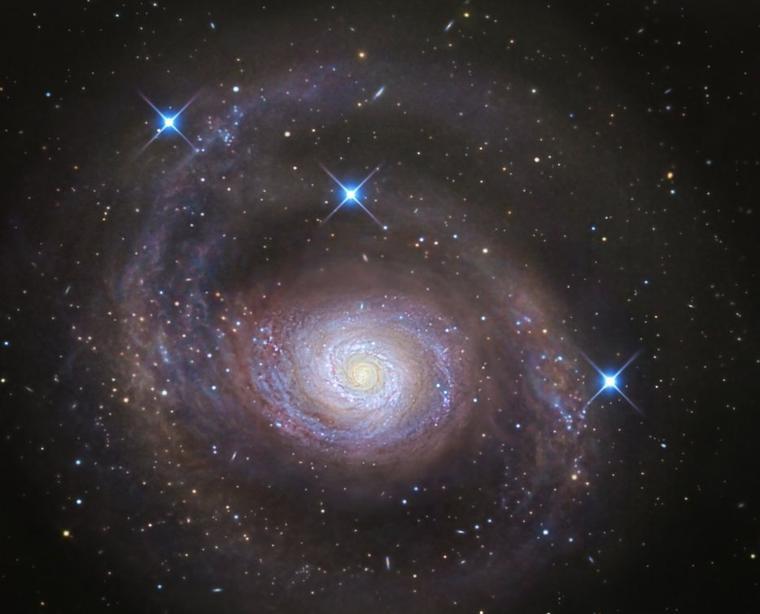 Galaxie des Chiens de chasse M94 = NGC 4736
