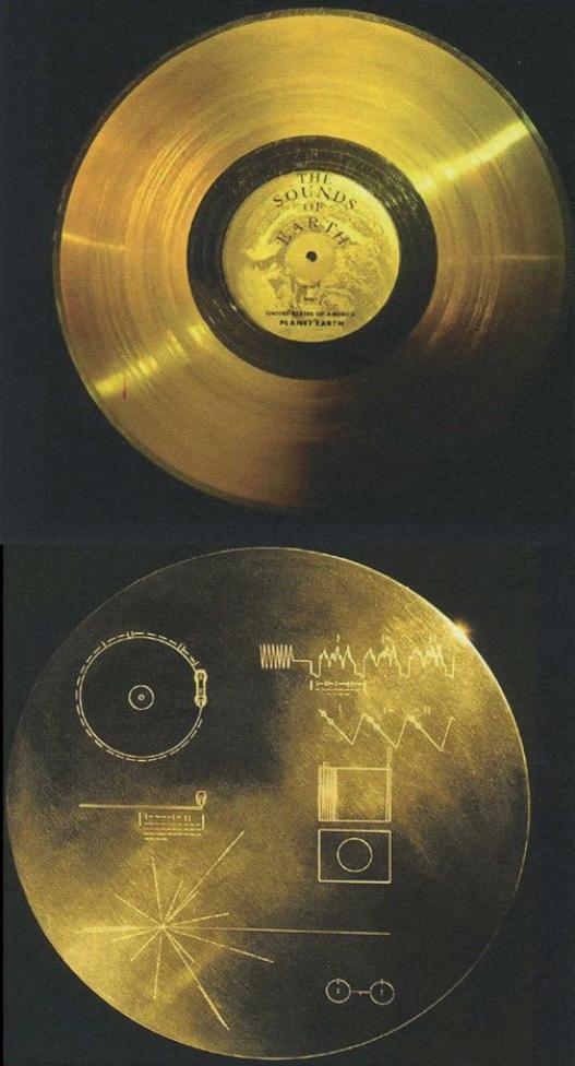 Message des sondes Voyager