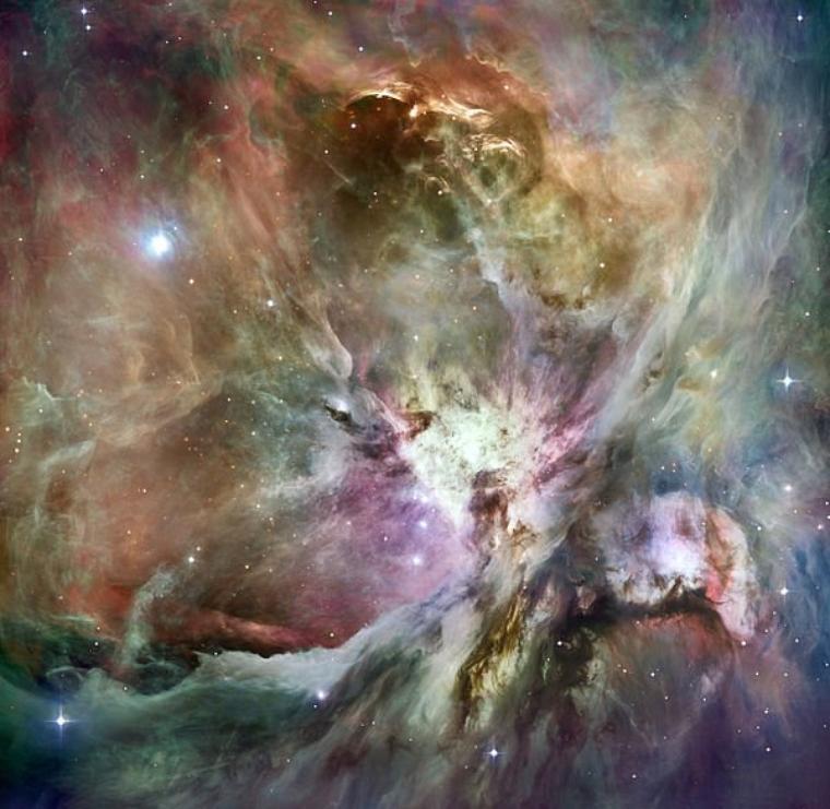 Nébuleuse d'Orion = M42 = NGC 1976