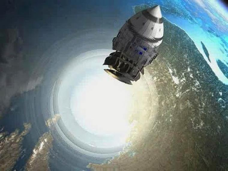 Projet Orion = Project Orion Nuclear Propulsion