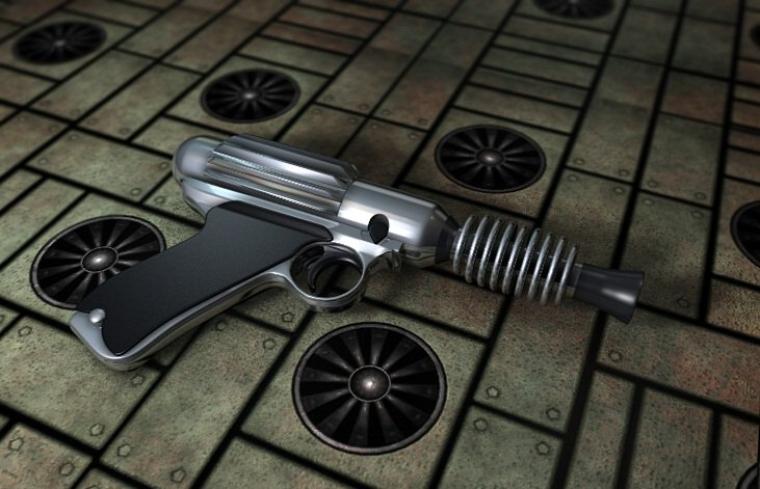 Étoile du Pistolet = Pistol Star