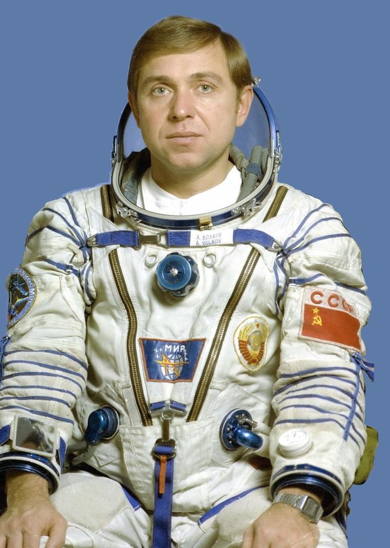 Volkov Aleksandr Aleksandrovich