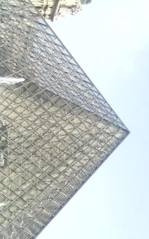 Photos du musée du Louvre et alentours du 25 mai 2016