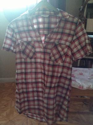 Chemise à carreaux PIMKIE