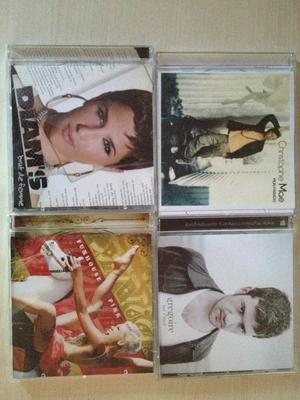 Lots de CD