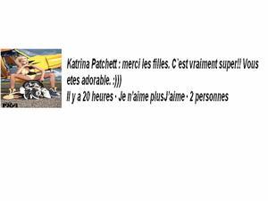 Video Pour Katrina Patchett
