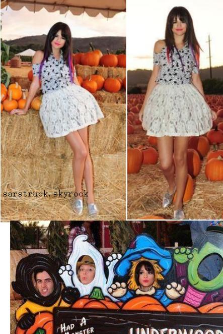 12 octobre : Selena Gomez tourne un nouveau Clip