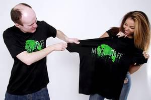 Présentation des T-Shirt Mrod Staff