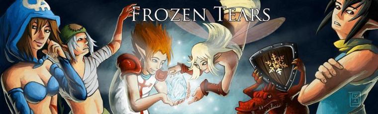Frozen Tears ; chapitre 8