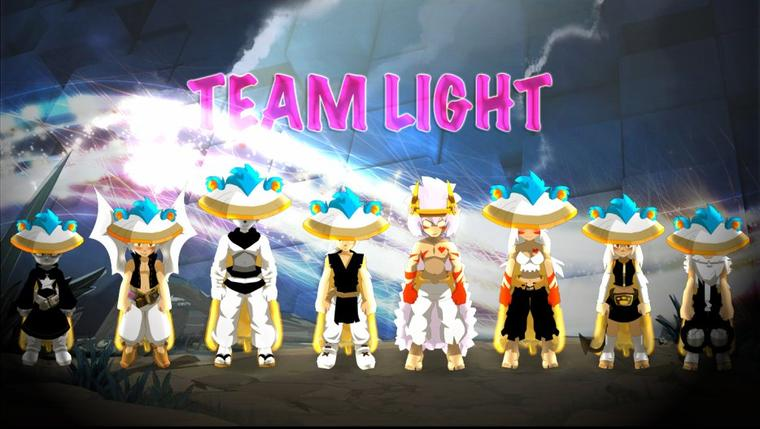 Présentation team Light