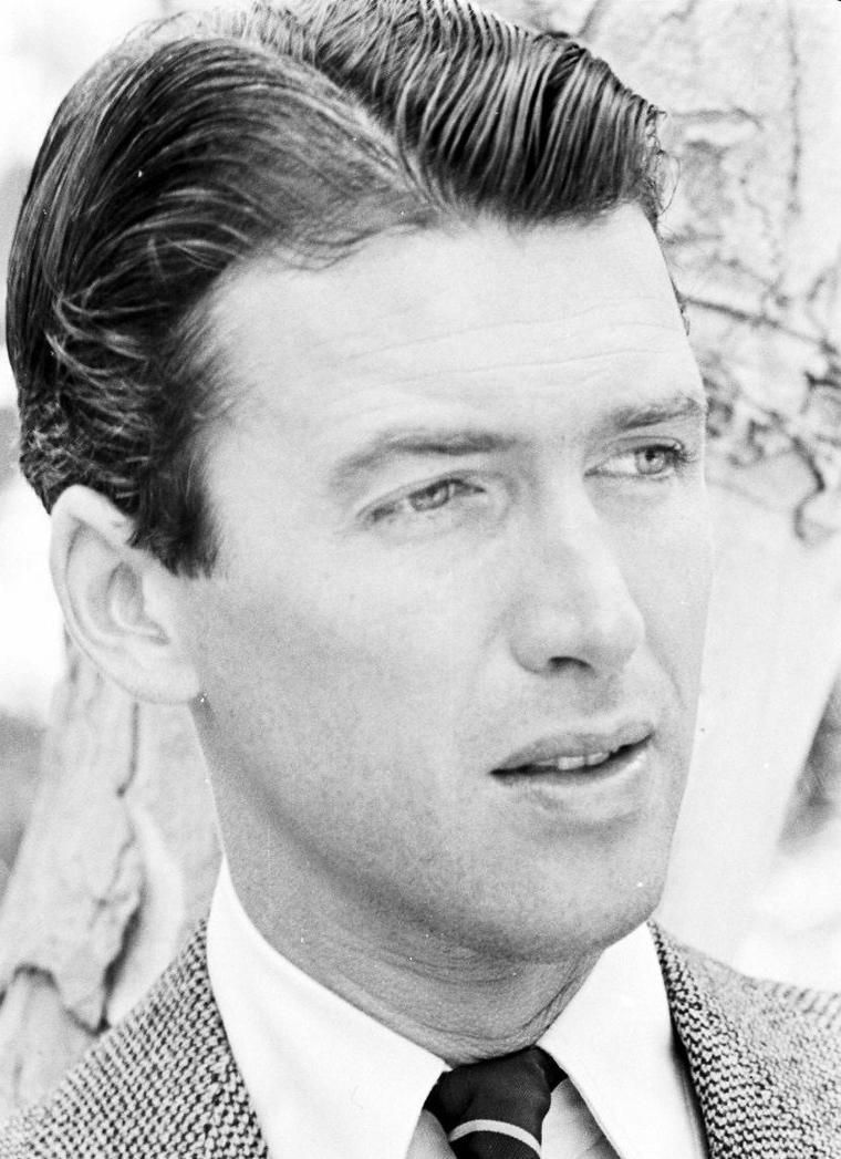 James STEWART vue par Rex HARDY en Août 1938.