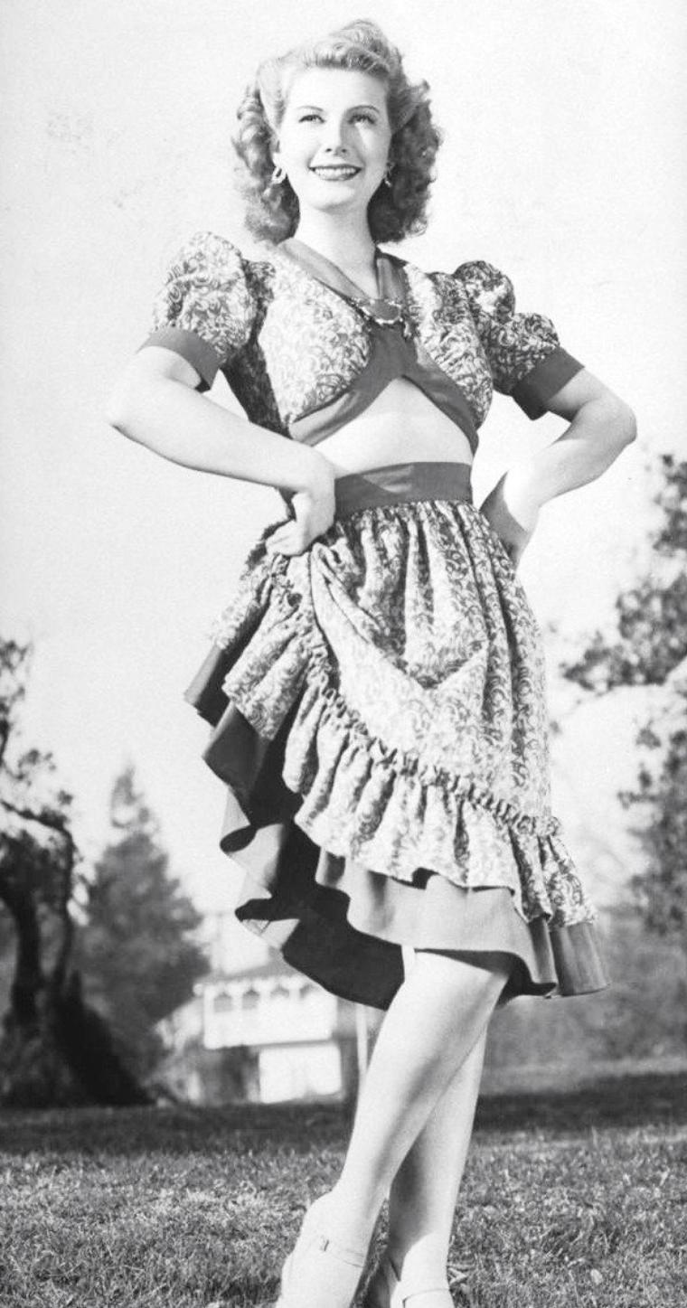 Irene MANNING en 1938.
