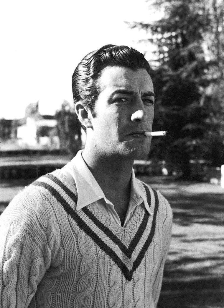 Robert TAYLOR en 1937 vu par Rex HARDY Jr.