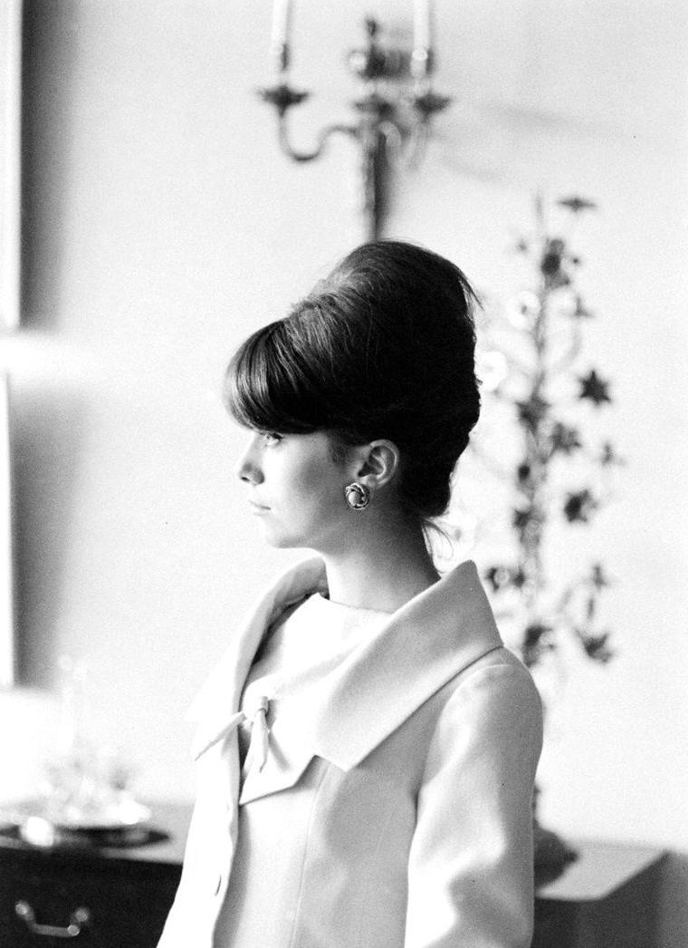 Catherine DENEUVE en 1961 par Loomis DEAN.