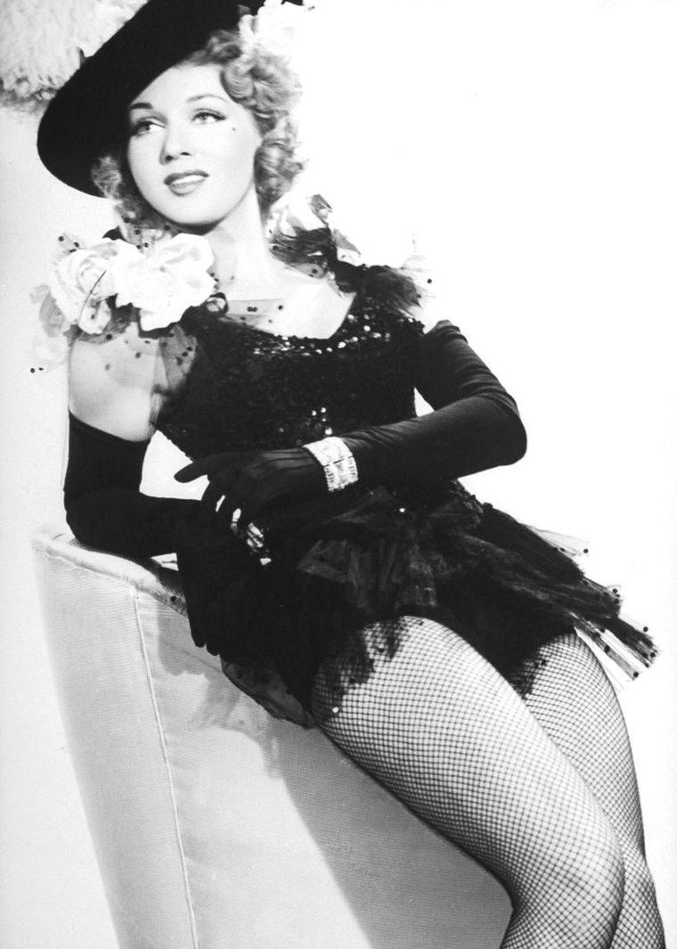 Ann SOTHERN en 1936.