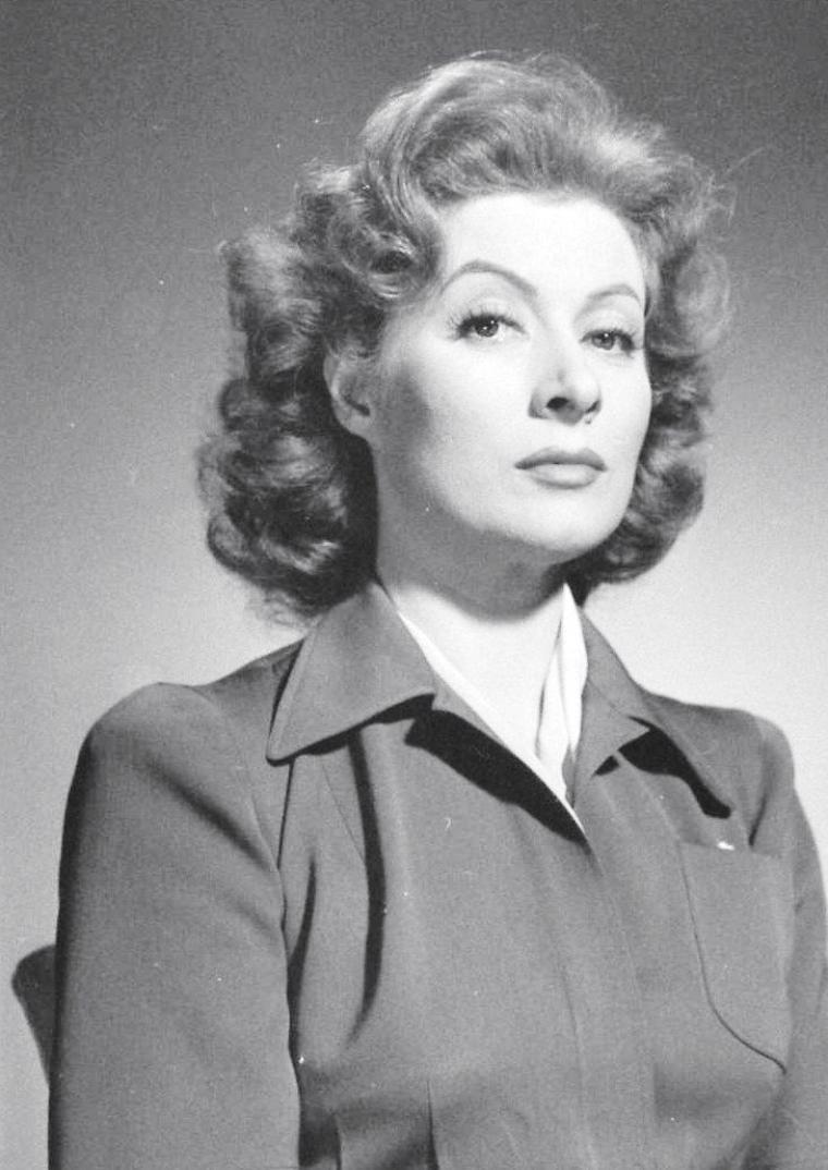 Greer GARSON en 1942 par Eliot ELISOFON.