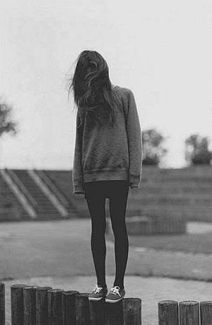Ma plus grande souffrance a été de te voir souffrir. Just-the-hope