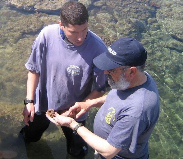 Formation sur Les protocoles  D'inventaire  De La Biodiversité Marine à Jijel