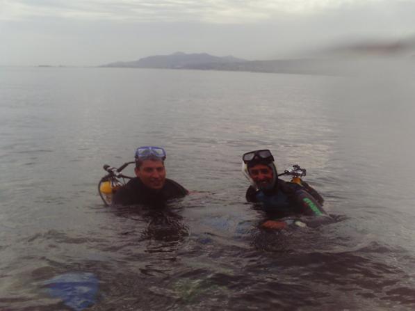 Photos De Plongée Sous Marine à Jijel