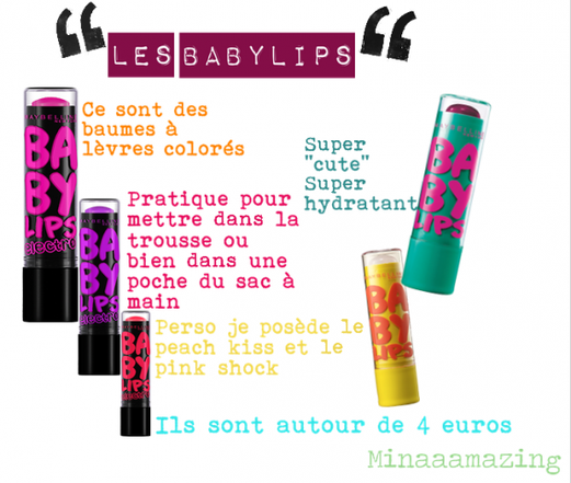 REVUE ♥ Les Babylips ! ◄