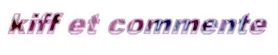 Sommaire blog + fiction + prévenue AUCUNE CHIFFRES ICI