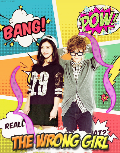 One-Shot : The Wrong Girl  [TAEMIN ( SHINee ) X LUNA ( F(x) )  ]