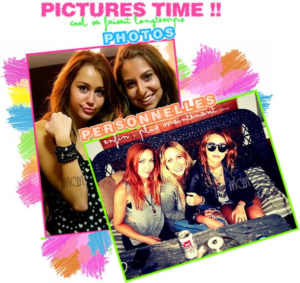 Miley le 1er Juillet allant déjeuner + Photos Persos et Gypsy Heart Tour !!!!