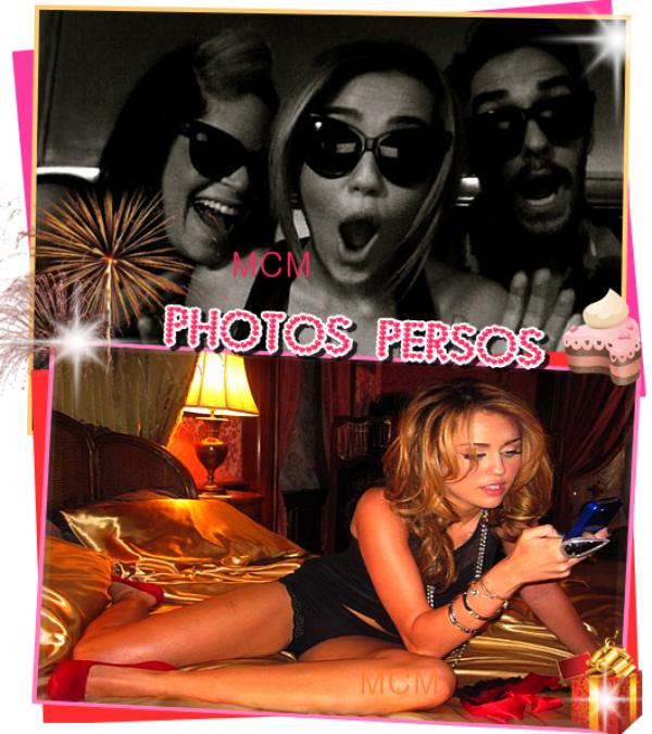 Photos Personnelles + Candids du 17 septembre + Les 1 an de Miiley-Cyrus-Mag !!!!