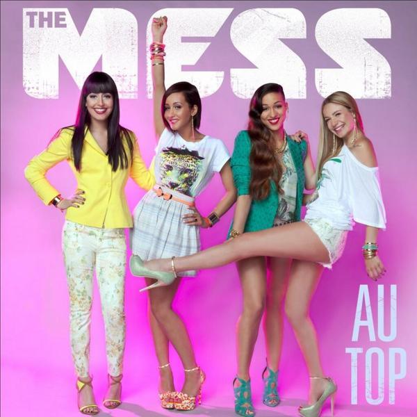 POPSTARS sur D8 : C'est le groupe féminin THE MESS qui remporte l'émission. Découvre leur clip !!