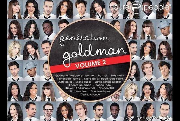 """INEDIT : Sur Génération Goldman 2, TAL chantera le titre """"Pas Toi"""", découvres en le teaser ..."""