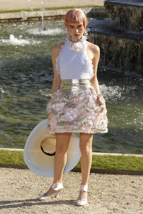Chanel à Versailles